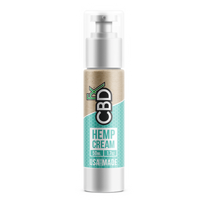 Hemp Cream Lotion