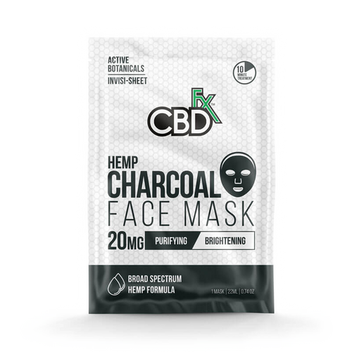 Charcoal Face Mask 20mg