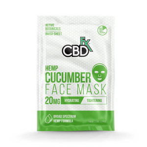 Cucumber Face Mask 20mg