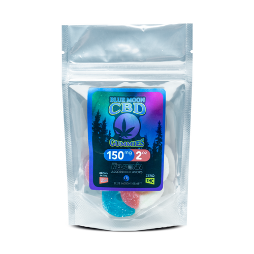 CBD Gummies w/ Melatonin