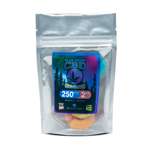 Blue Moon Hemp Gummies 250mg