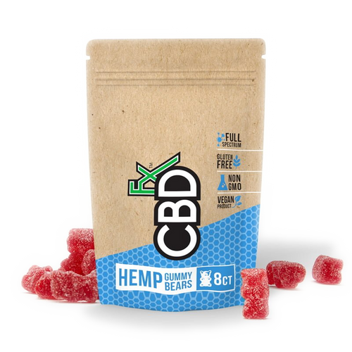 Hemp Gummy Bears 40mg