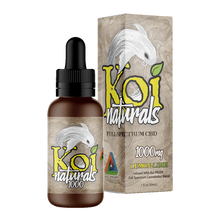 Load image into Gallery viewer, Koi Naturals, Lemon-Lime Tincture 1000mg