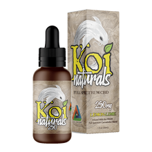 Load image into Gallery viewer, Koi Naturals, Lemon-Lime Tincture 250mg