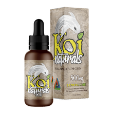 Load image into Gallery viewer, Koi Naturals, Lemon-Lime Tincture 500mg