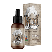 Load image into Gallery viewer, Koi Naturals, Natural Tincture 1000mg