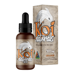 Koi Naturals, Orange Tincture 500mg