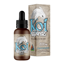 Load image into Gallery viewer, Koi Naturals, Peppermint Tincture 1000mg