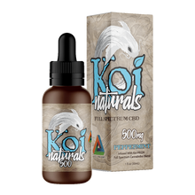 Load image into Gallery viewer, Koi Naturals, Peppermint Tincture 500mg