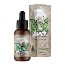 Load image into Gallery viewer, Koi Naturals, Spearmint Tincture 500mg