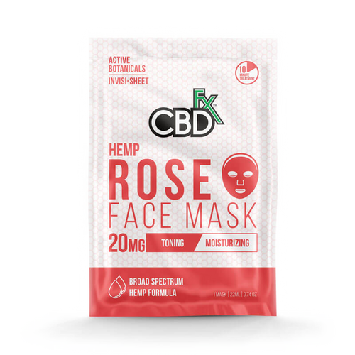 Rose Face Mask 20mg