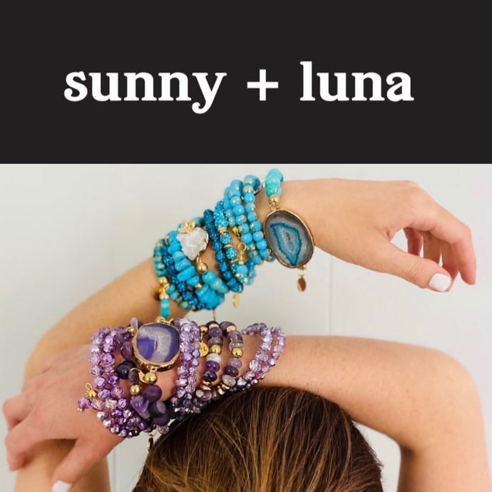 Sunny + Luna Trunk Show Announcement!