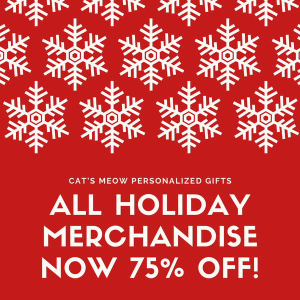 Holiday Closeout!