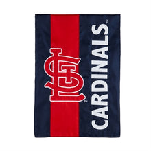 Load image into Gallery viewer, Garden Flag - St. Louis Cardinals