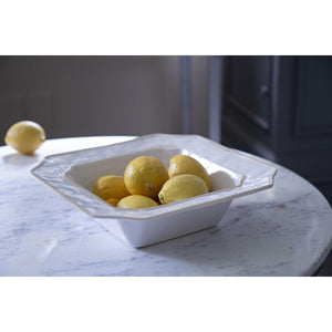 Beatriz Ball Vida Charleston White Bowl - Large