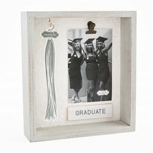 Load image into Gallery viewer, Graduation Shadow Box - Grey