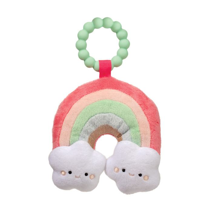 Lil Sshlumpie Teether - Rainbow (No Mono)