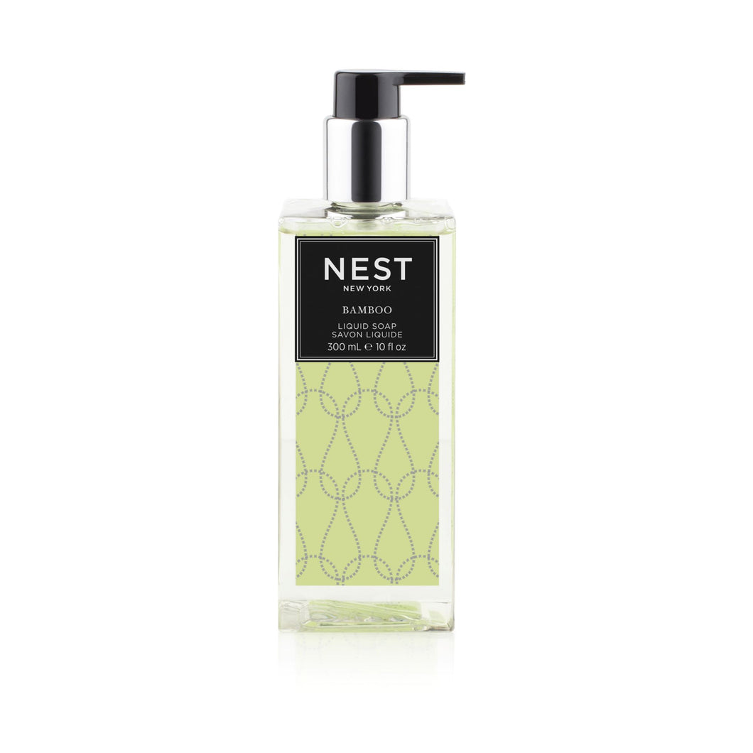 NEST New York Liquid Soap - Bamboo