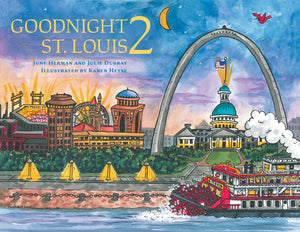 """Goodnight St. Louis 2"" Children's Book"