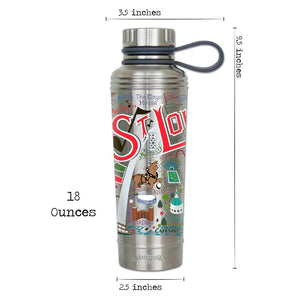 St. Louis Landmark Thermal Bottle