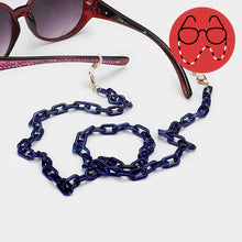 Load image into Gallery viewer, Face Mask/Eyeglass Chain - Resin