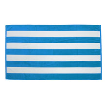 Load image into Gallery viewer, Striped Beach Towel