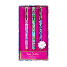 Load image into Gallery viewer, Lilly Pulitzer Colored Pen Set/3