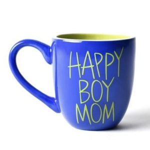 Ceramic Mug - Happy Boy Mom