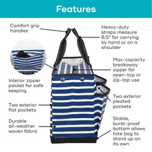 Load image into Gallery viewer, Scout BJ Pocket Tote Bag