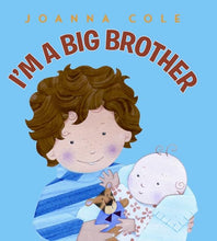 "Load image into Gallery viewer, ""I'm a Big Brother/Sister"" Children's Storybook"