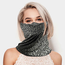 Load image into Gallery viewer, Scarf Mask w/Ear Loops