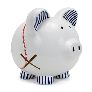 Personalized All-Star Piggy Bank