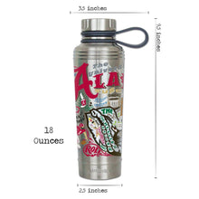Load image into Gallery viewer, Collegiate Landmark Thermal Bottle