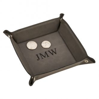 Leatherette Snap Tray - 5