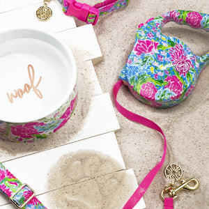 Lilly Pulitzer Dog Lead