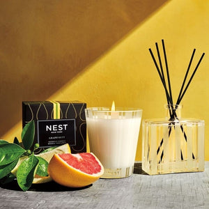 NEST New York Reed Diffuser - Grapefruit