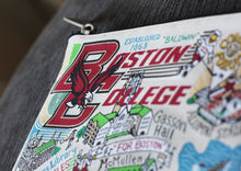 Load image into Gallery viewer, Collegiate Landmark Pouch - Boston College