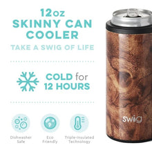 Load image into Gallery viewer, Swig Skinny Can Cooler