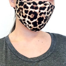 Load image into Gallery viewer, Jersey Knit Face Mask