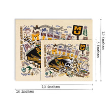 Load image into Gallery viewer, Collegiate Landmark Fine Art Print - 8 x 10