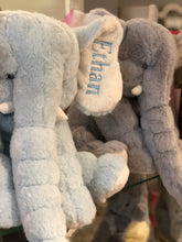 Load image into Gallery viewer, Personalized Plush Elephant - Jellybean