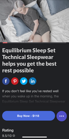 Equilibrium article from gadgetflow