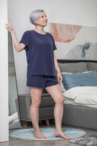 Equilibrium Sleep Tee - Women