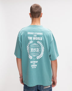 WORLD TEE GREEN