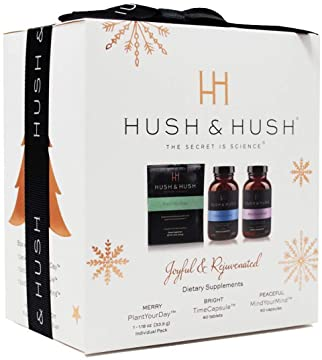 Hush & Hush Wellness Set-(save £59)
