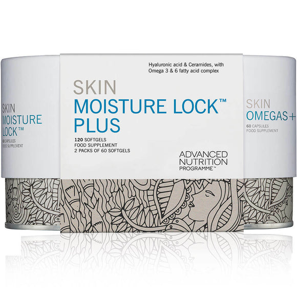 Advanced Nutrition Programme Skin Moisture Lock Plus Omega