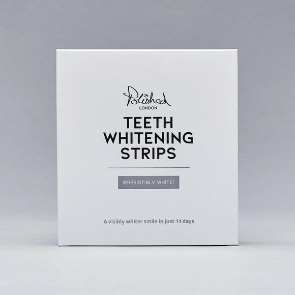 Polished London Whitening Strips