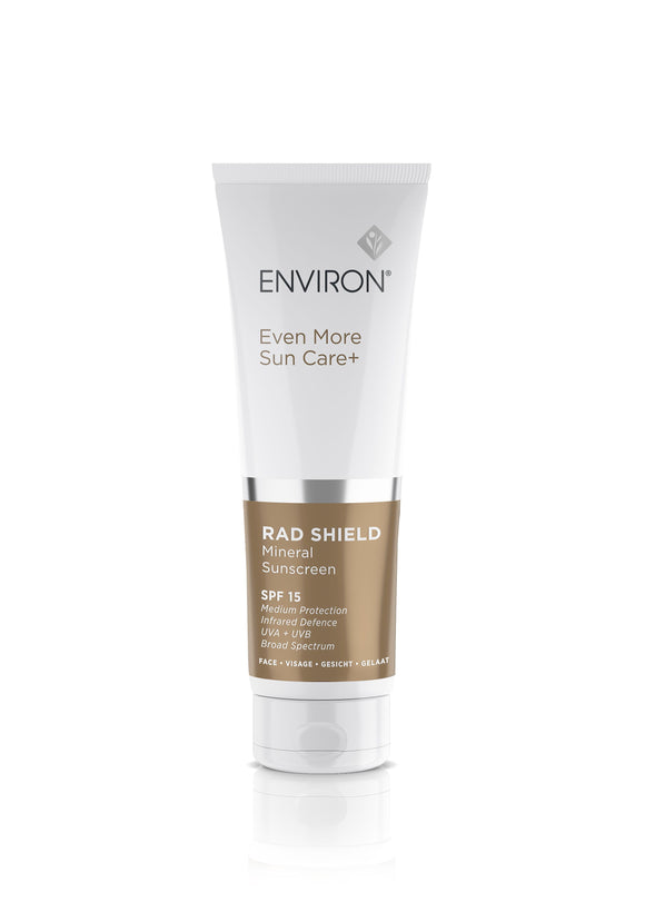 Environ RAD Shield Mineral Sunscreen SPF 15 NEW