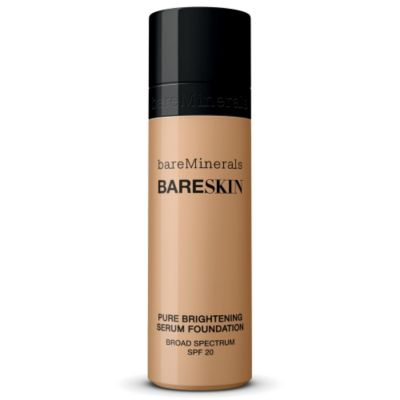 BARESKIN® PURE BRIGHTENING SERUM FOUNDATION SPF20 Customisable Foundation Coverage