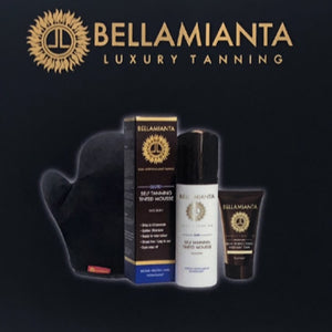 Bellamianta Rapid Tinted Mousse Gift